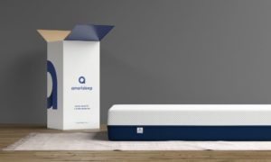 amerisleep AS3 mattress best mattress in a box