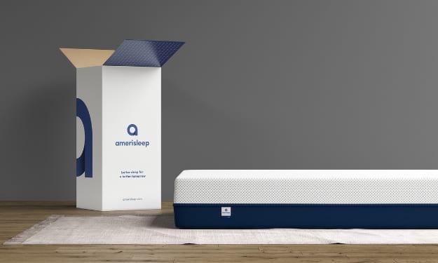 amerisleep AS3 mattress best mattress in a box