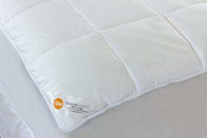 Design Weave Future Textiles Outlast® Temperature Regulating Pillowtop Mattress Pad