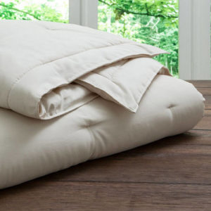 PlushBeds Natural Luxury Handmade Wool Topper