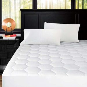 Zen Bamboo Ultra Soft Fitted Bamboo Mattress Pad