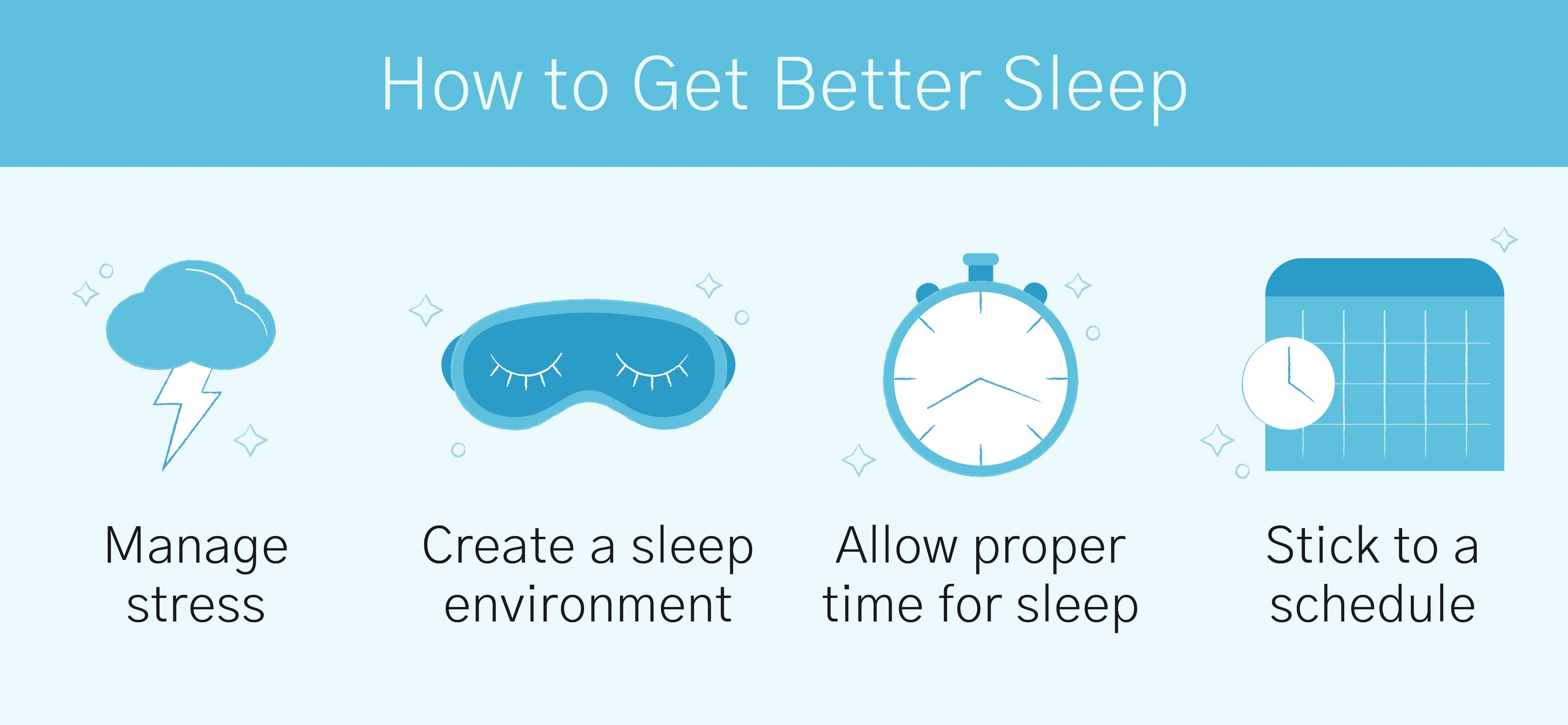how students get better sleep