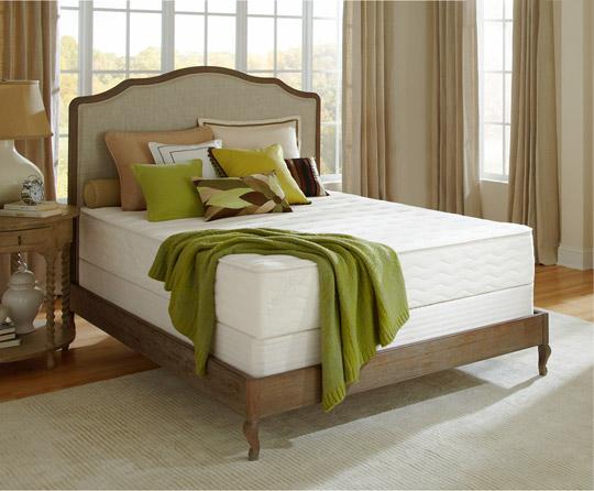 plushbeds natural bliss mattress