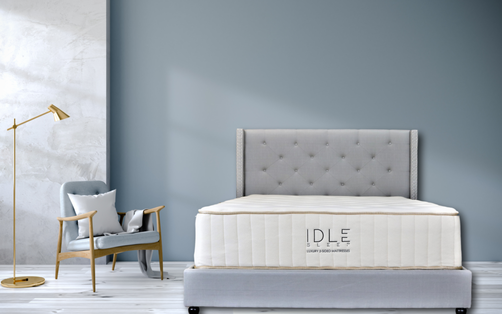 idle latex mattress