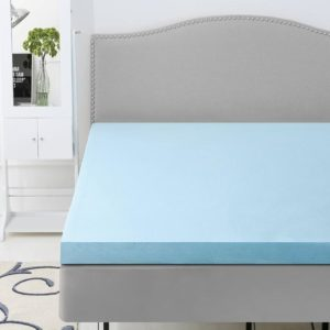 Langria 3-Inch Gel-Infused Memory Foam