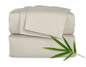 Pure Bamboo Sheets 4-Piece Bed Sheet Set