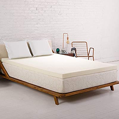 sleepjoy 3-inch mattress topper