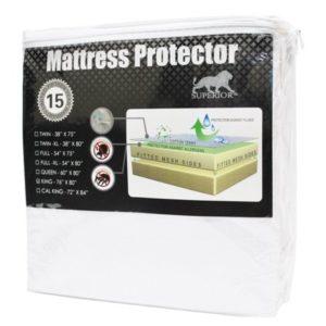 Superior 100% Waterproof Hypoallergenic