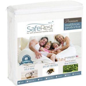 saferest premium mattress protector