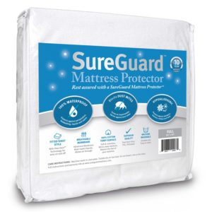 sureguard mattress protector