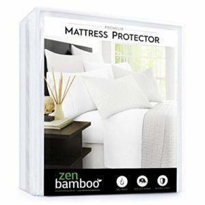 zen bamboo mattress protector