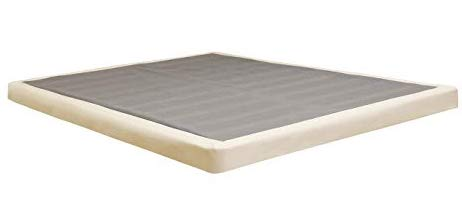 Lifetime Sleep Products Low Profile 4-Inch Box Spring