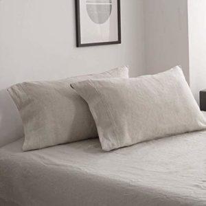 Simple & Opulence Linen Sheet Set