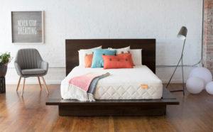 happsy organic mattress