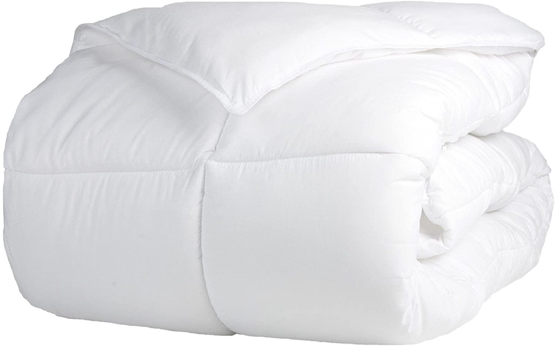 Superior Solid White Comforter