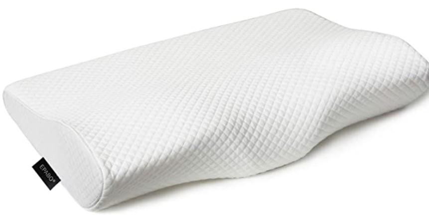 EPABO-Contour-Memory-Foam-Pillow